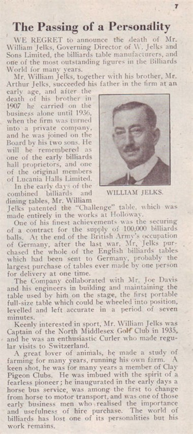 William Jelks
