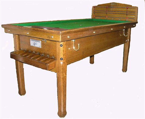 Riley Bar Billiard table