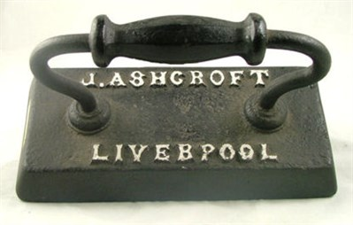 Ashcroft of Liverpool