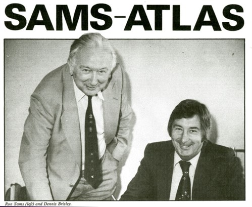 Ron Sams & Dennis Briesley