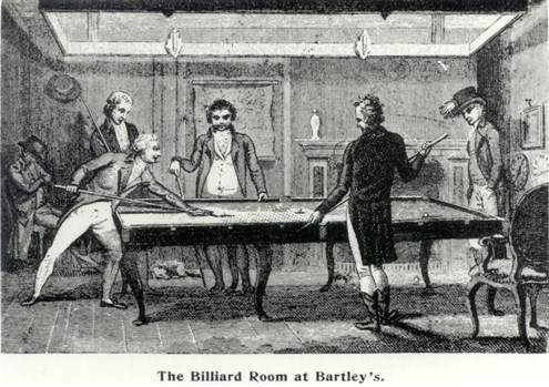 Bartley Billiard Hall