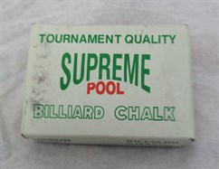 Supreme Box Chalk