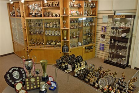 072_Trophy & Engraving section