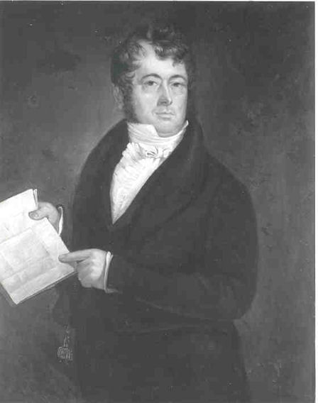 Thurston copy of 1834 L. Kazanecki portrait