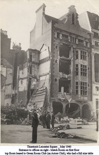 Thurston 1940 bomb damage