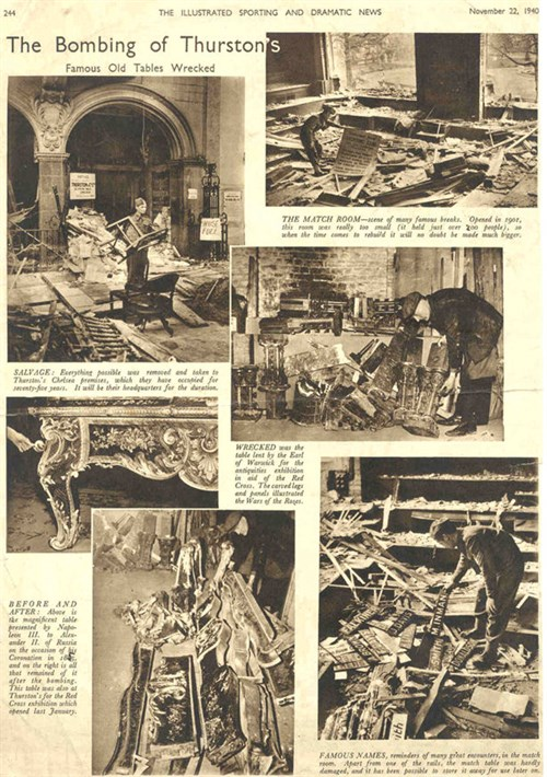 Thurston damage report 1940