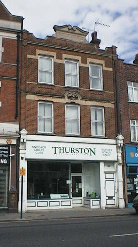 Thurston London Shop , 110 High Street,Edgware