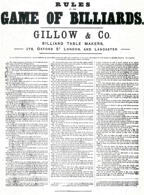 Gillow & Co of Lancaster