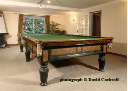 Magnus Billiard Table