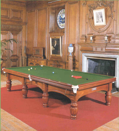 Thurston International model Billiard/Snooker table