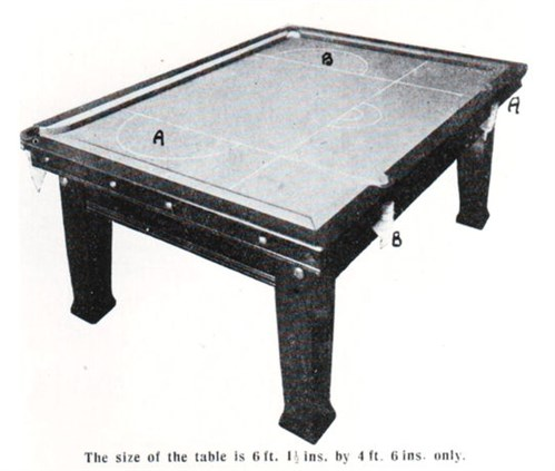 MIP Billiard table