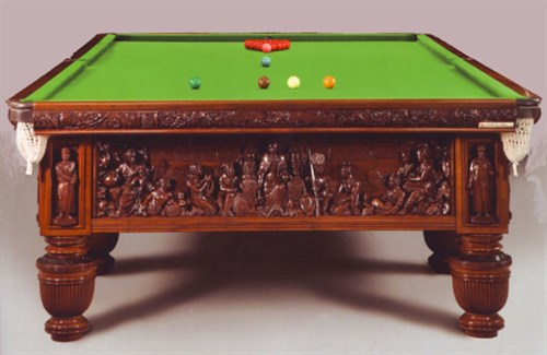 Orme & Sons Exhibition Billiard Table