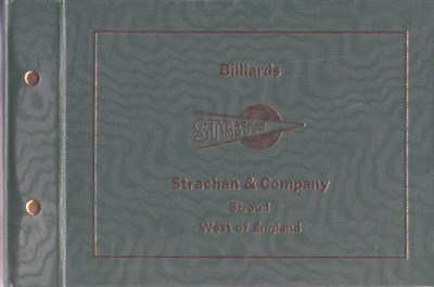 Strachan West of England Cloth