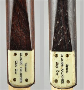 Claude Falkiner Billiard Cues